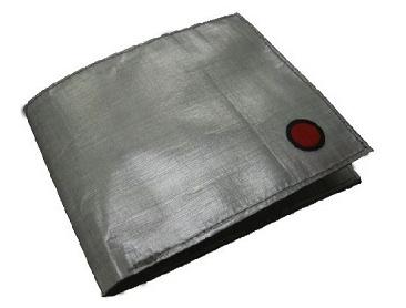 Yasutomo Wa-Ben Cuben Fiber Wallet