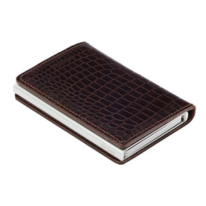 Slimwallet Brown Amazon