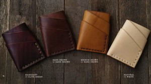 Port Wallet Colors