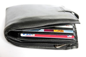 Over Stuffed Wallet
