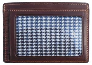 Boconi RFID ID Card Case Front