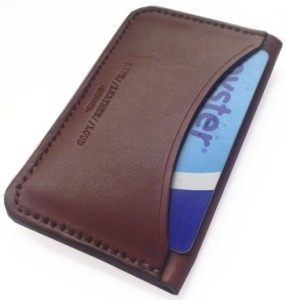 Arkin Kingsley Card Sleeve Minimal Wallet